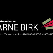 Logodesign til Arne Birk ved Courage Design