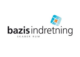 Logodesign til Bazis indretning ved Courage Design