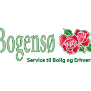 Logodesign til Bogensø ved Courage Design