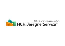 Logodesign til HCH Beregner Service Aps ved Courage Design