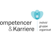 Logodesign til Kompetencer og Karriere ved Courage Design