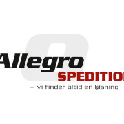 Logodesign til Allegro Spedition ved Courage Design