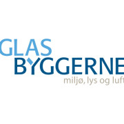 Logodesign til Glasbyggerne A/S ved Courage Design