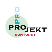 Logodesign til Projekt Kontoret ved Courage Design