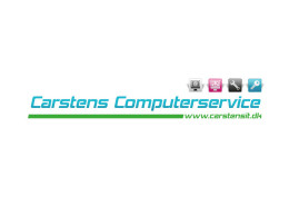 Logodesign til Carstens Computerservice ved Courage Design