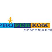 Logodesign til Properkom ved Courage Design