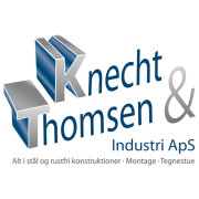 Logodesign til Knecht og Thomsen Industri Aps ved Courage Design