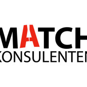 Logodesign til Match Konsulenten ved Courage Design