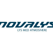 Logodesign til Novalys ved Courage Design