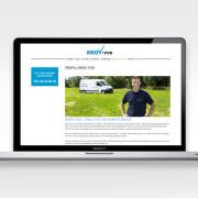 Hjemmesidetekst til Skov VVS - skrevet af Courage Design