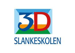 Logodesign 3D Slankeskolen ved Courage Design