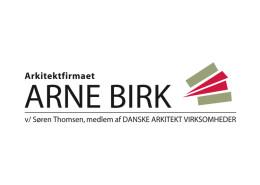 Logodesign til Arne Birk ved Courage Design