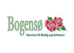 Logodesign til Bogensø ved Courage Design