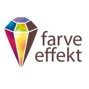 Logodesign farve effekt ved Courage Design