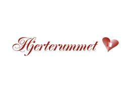 Logodesign til hjerterummet ved Courage Design