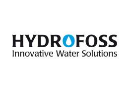 Logodesign til Hydrofoss ved Courage Design