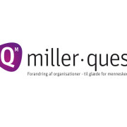 Logodesign til Miller Quest ved Courage Design