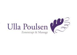Logodesign til Ula Poulsen ved Courage Design