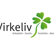 Logodesign til Virkeliv ved Courage Design