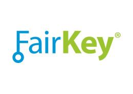 Logodesign til Fairkey ved ved Courage Design