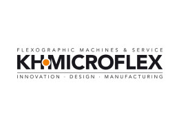 Logodesign til KH Microflex ved Courage Design