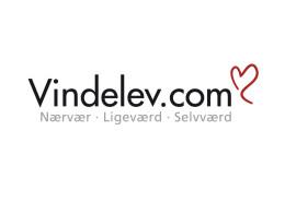Logodesign til konsulentvirksomheden Vindelev ved Courage Design