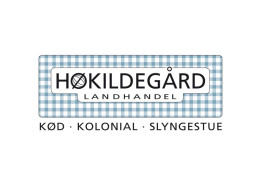 Logodesign til Høkildegård ved Courage Design