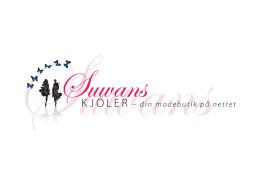 Logodesign til Suwans kjoler ved Courage Design