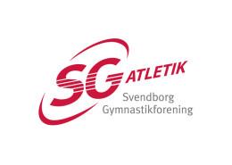 Logodesign til Svendborgs Gymnastikforening ved Courage Design