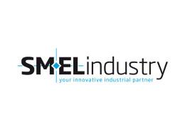Logodesign til fremstillingsvirksomheden SMEL Aps ved Courage Design