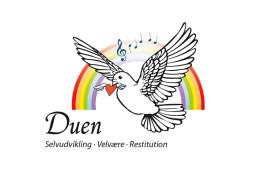 Logodesign til klinikken Duen ved Courage Design