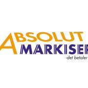 Logodesign til Absolute Markiser ved Courage Design