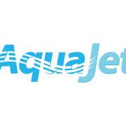 Logodesign til Aqujet ved Courage Design