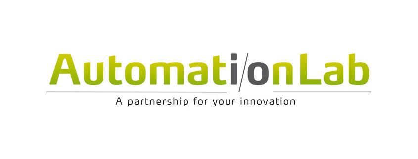 Logodesign til Automationlab ved Courage Design