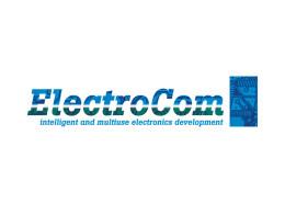 Logodesign til Electrocom ved Courage Design