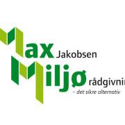 Logodesign til Max Jakobsen - rådgivningsfirma ved Courage Design