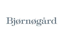 Logodesign til Bjørnøgård ved Courage Design